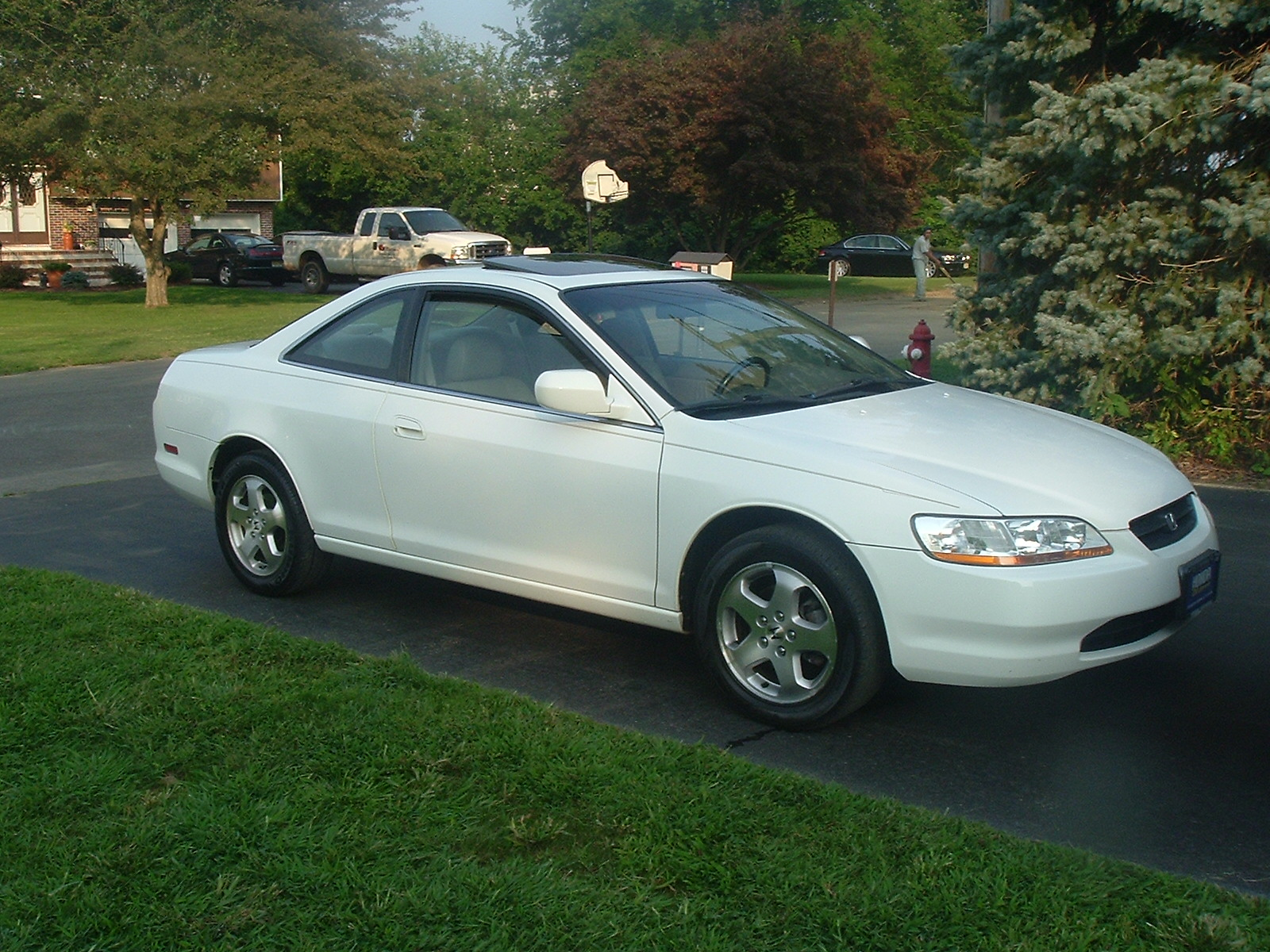 Picture of 2000 Honda Accord EX V6 Coupe  exteriorHonda Accord 2000 Coupe