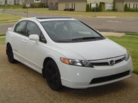 2007 Honda Civic Picture Gallery