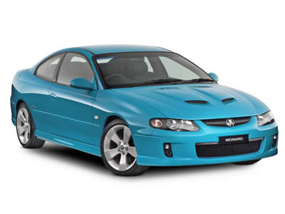 2004 Holden Monaro Pictures
