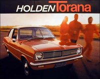 1967 Holden Torana Overview