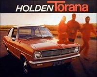 1967 Holden Torana Overview