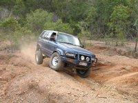 1995 Holden Jackaroo Overview