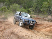 1995 Holden Jackaroo Overview
