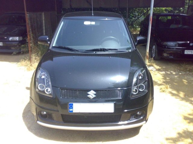 Picture of 2007 Suzuki Swift, exterior, gallery_worthy