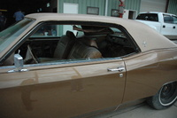 1970 Lincoln Continental picture, exterior