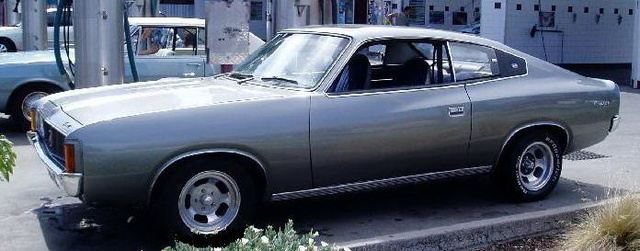 Picture of 1974 Valiant Charger, exterior, gallery_worthy