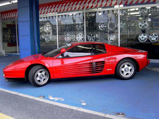 Picture of 1986 Ferrari Testarossa, exterior, gallery_worthy