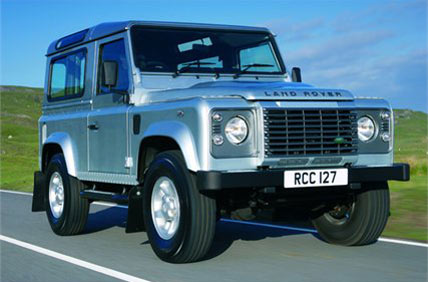 2008 Land Rover Defender picture