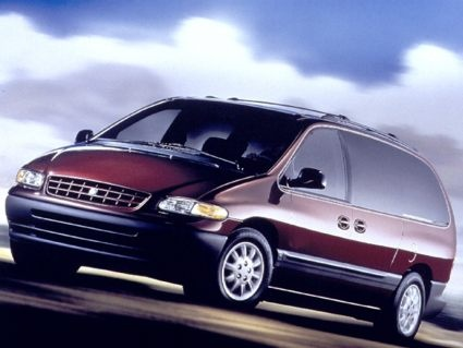 Picture of 1999 Plymouth Grand Voyager 4 Dr STD Passenger Van Extended, exterior