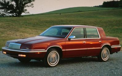 1993 chrysler new yorker overview cargurus for 1993 chrysler new yorker salon sedan
