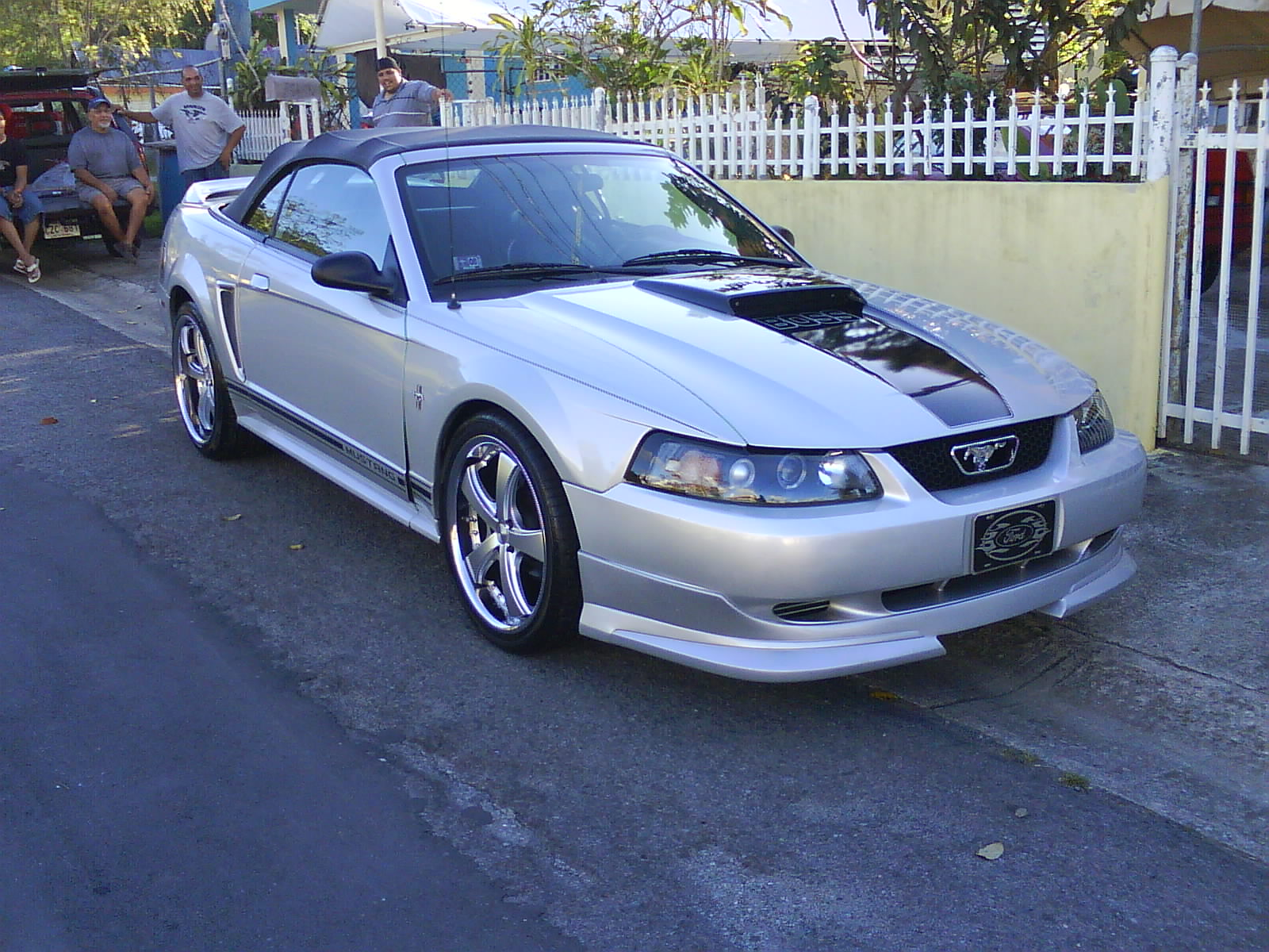 Picture of 2000 Ford Mustang GT Convertible, exterior