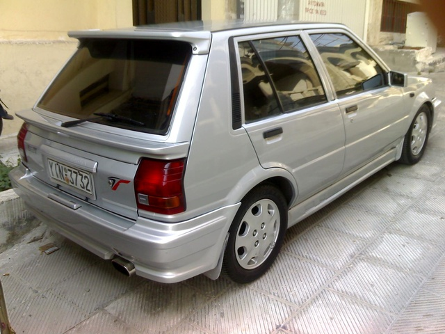 Picture of 1989 Toyota Starlet, exterior
