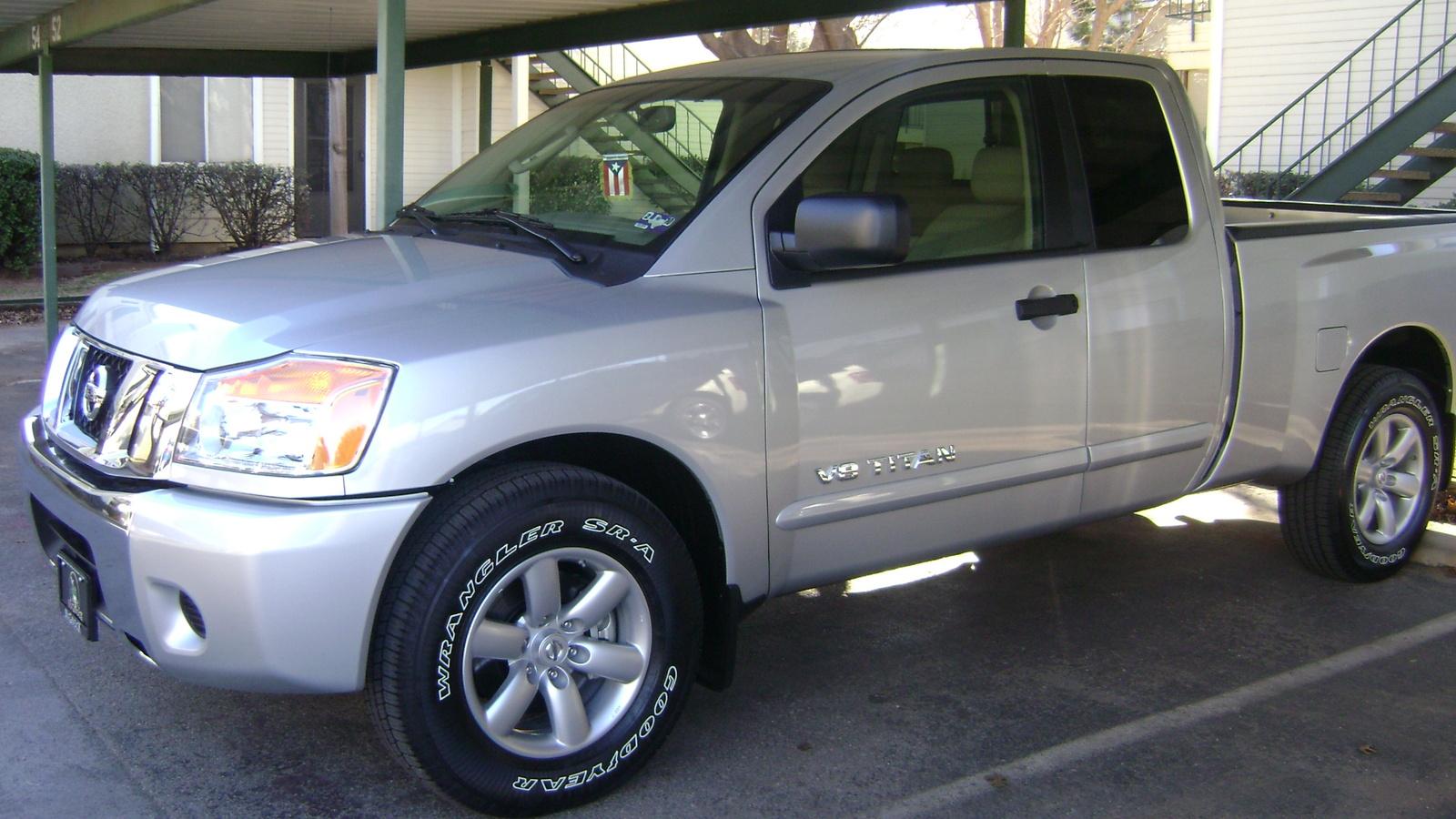 2008 Nissan Titan Se Www Proteckmachinery Com