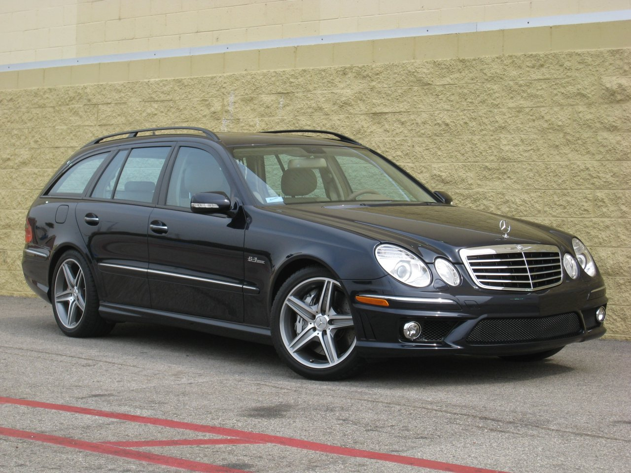 2007 mercedes benz e class pictures cargurus for Mercedes benz wagons