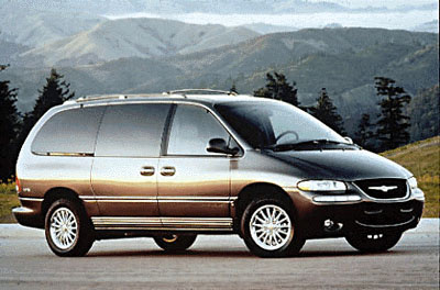 Picture of 2000 Chrysler Town & Country, exterior, gallery_worthy