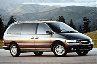 2000 Chrysler Town & Country Picture Gallery