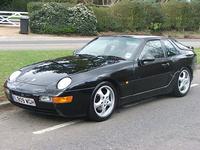 1994 Porsche 968 Overview