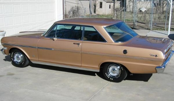 Picture of 1963 Chevrolet Nova, exterior, gallery_worthy