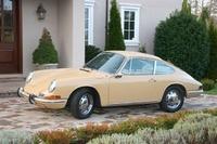 1969 Porsche 912 Overview