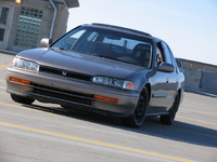 1992 Honda Accord Picture Gallery