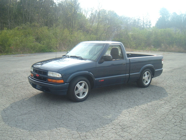 Picture of 1996 Chevrolet S-10, exterior