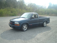 1996 Chevrolet S-10 Picture Gallery