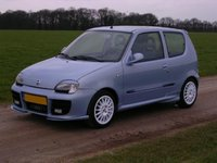 Picture of 2001 Fiat Seicento, exterior