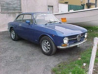 1968 Alfa Romeo Giulia Overview