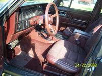 Picture of 1988 Jeep Cherokee, interior