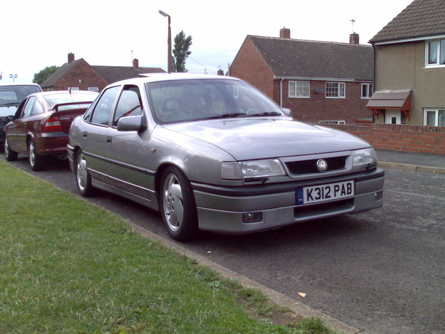 Picture of 1992 Vauxhall Cavalier, exterior