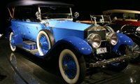 1923 Rolls-Royce Silver Ghost Overview
