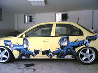 2000 Kia Sephia Picture Gallery