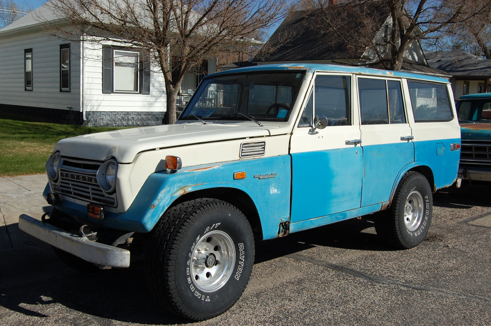 1974 Toyota Land Cruiser picture