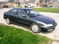 1997 Honda Accord EX, 1997 Honda Accord 4 Dr EX Sedan picture, exterior