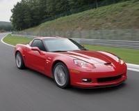 2006 Chevrolet Corvette Picture Gallery