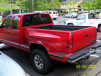1996 Chevrolet C/K 1500 Ext. Cab 6.5-ft. Bed 4WD picture, exterior