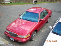1997 Mercury Grand Marquis 4 Dr GS Sedan picture, exterior