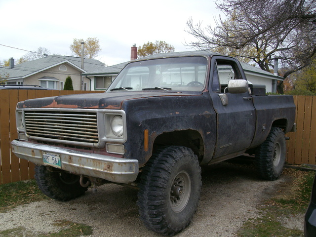 Picture of 1977 GMC C/K 2500 Series, exterior, gallery_worthy