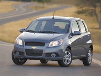 2009 Chevrolet Aveo Picture Gallery