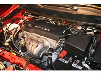 2009 Pontiac Vibe, engine, engine, interior