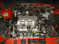 picture of 1995 chevrolet corsica sedan fwd, engine, gallery_worthy