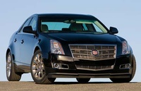 2008 Cadillac CTS Picture Gallery