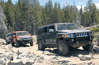 Picture of 2008 Hummer H3, exterior