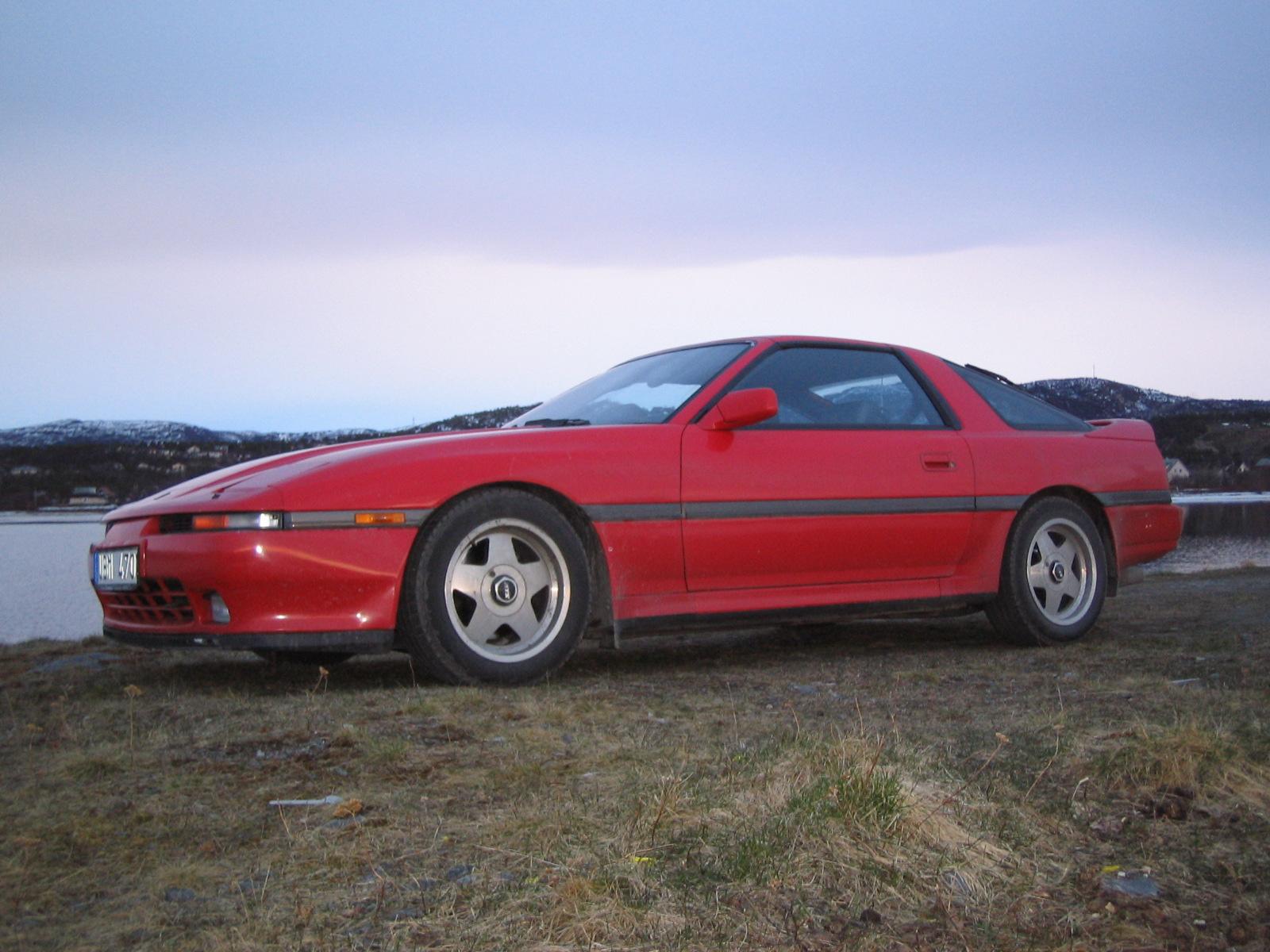 1991 Toyota Supra Pictures Cargurus