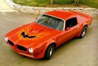 Picture of 1973 Pontiac Firebird, exterior