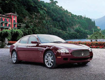 Picture of 2005 Maserati Quattroporte 4 Dr STD Sedan