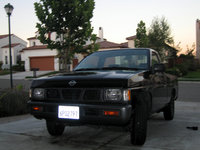 Picture of 1993 Nissan Truck, exterior
