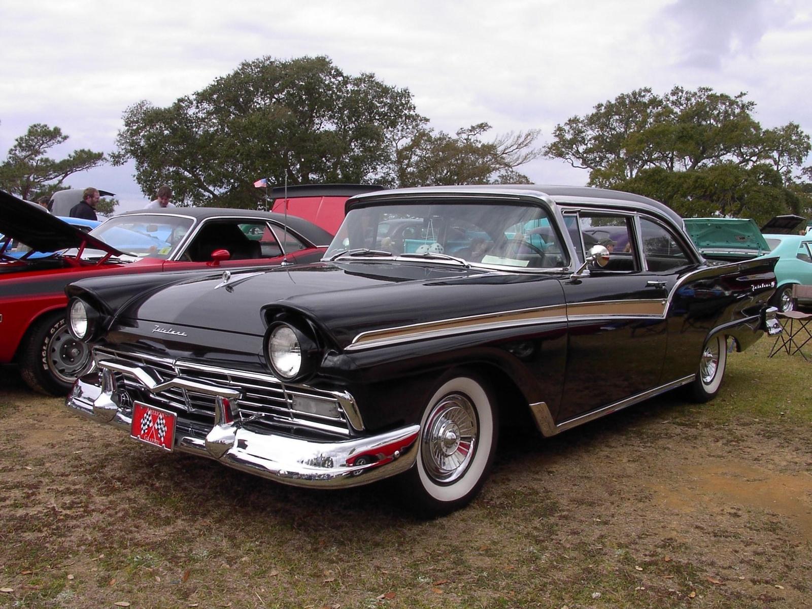1957 Ford Fairlane Pictures Cargurus