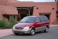 Picture of 2002 Kia Sedona EX, exterior