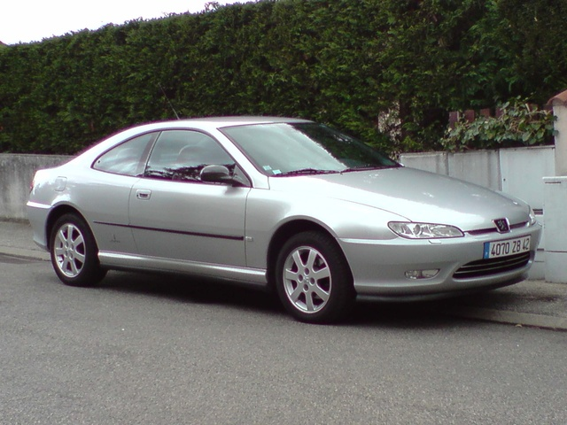 Picture of 1999 Peugeot 406, gallery_worthy